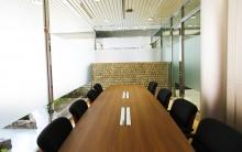 会議室A METSオフィス日本橋兜町