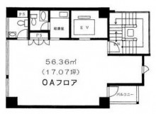 SHINJUKU5-Ⅰビル 6 階
