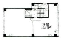 虎ノ門南ビル 16.17坪
