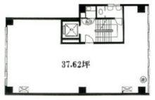 虎ノ門南ビル 37.62坪