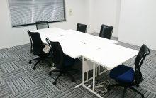 オフィススペース302号室|METSオフィス新宿御苑