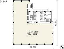 渋谷南東急ビル3-14F