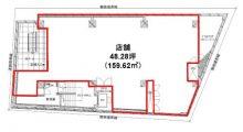 (仮称)渋谷国際101ビル-B1