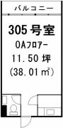 東京セントラル表参道ビル305