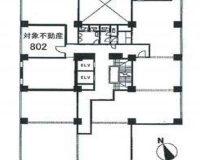 802(間取)
