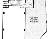 20.84坪(間取)