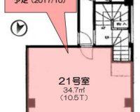 10.5坪(間取)