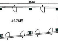 42.76坪(間取)
