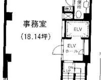 18.14坪(間取)
